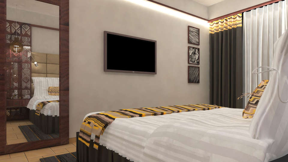 Neelkanth Sarovar Premiere Luxury Hotel in Lusaka Rooms 2