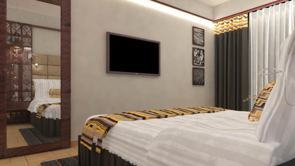 Neelkanth Sarovar Premiere Luxury Hotel in Lusaka Rooms 2