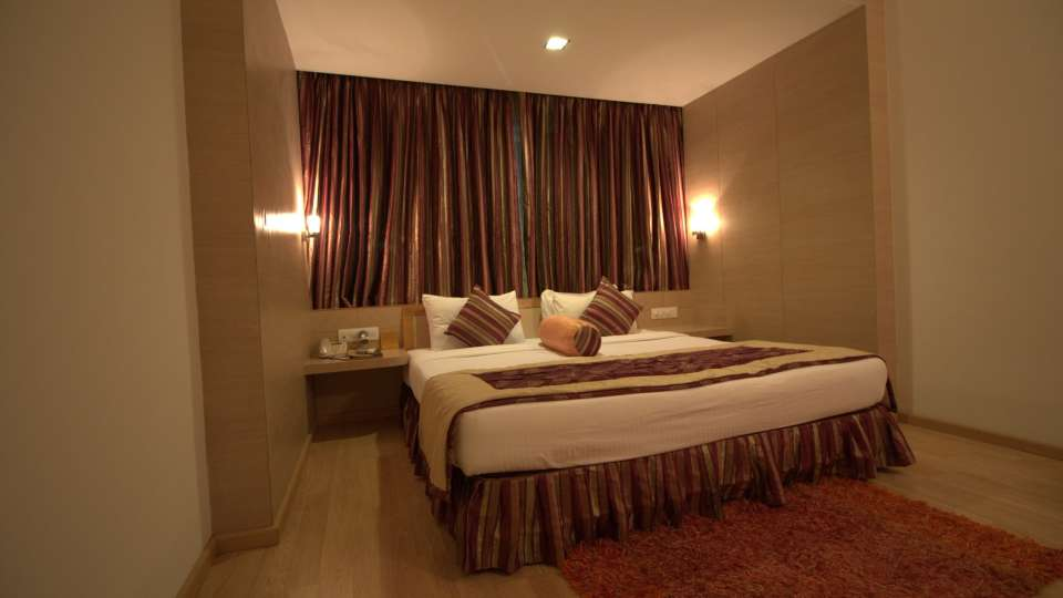 Suite The Orchid Bhubaneswar - Odisha, Suites in Bhubaneswar