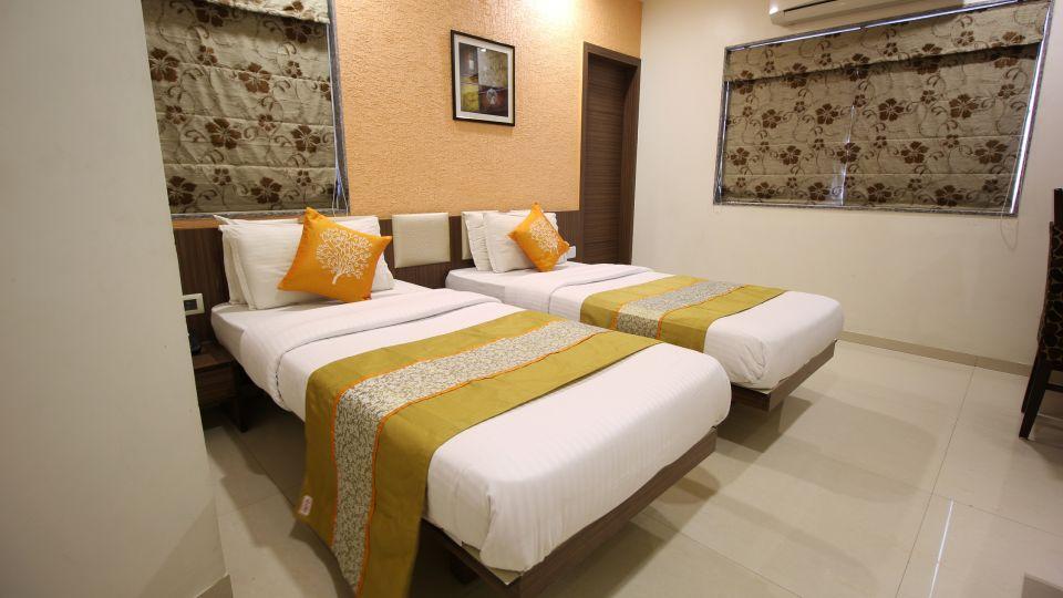 Executive Room Hotel Jyoti - Rajkot Gujrat 13