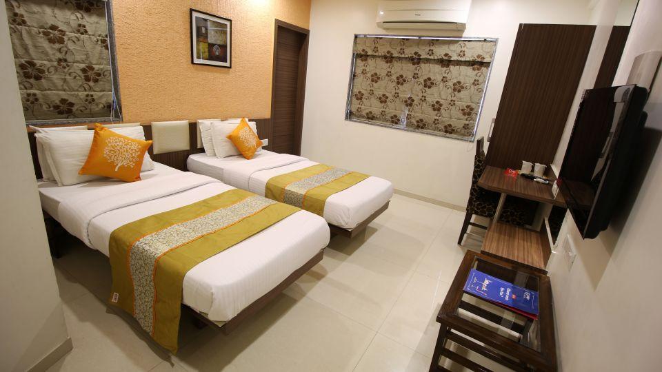 Executive Room Hotel Jyoti - Rajkot Gujrat 18