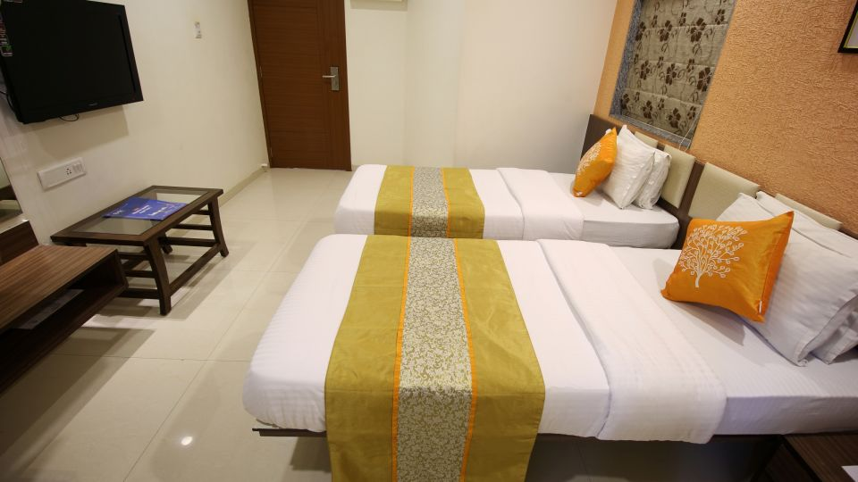 Executive Room Hotel Jyoti - Rajkot Gujrat 22