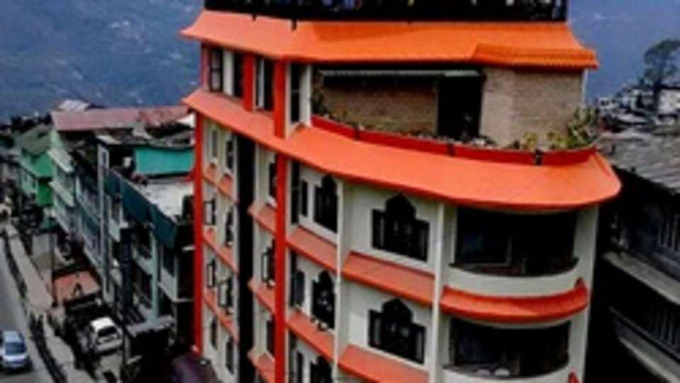 Central Hill Resort, Gangtok Gangtok Facade Central Hill Resort Gangtok