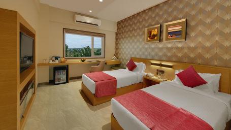 Premium Rooms at Suba Bhuj Hotels Hotel rooms in Bhuj 8