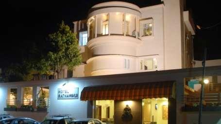 Hotel Ratnawali, Jaipur Jaipur Front Elevation Hotel Ratnawali Jaipur
