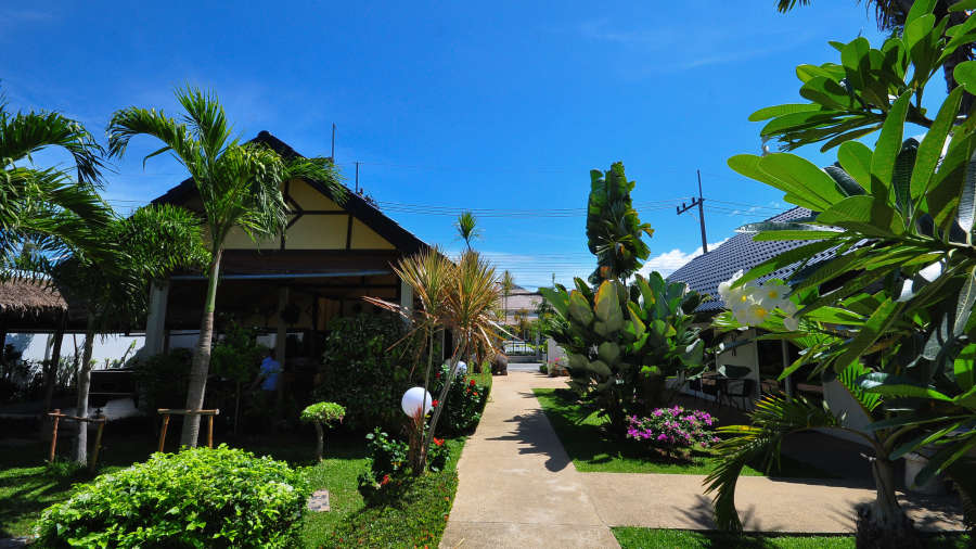 Phuket Airport Hotel Bangkok Garden Phuket Airport Hotel 10