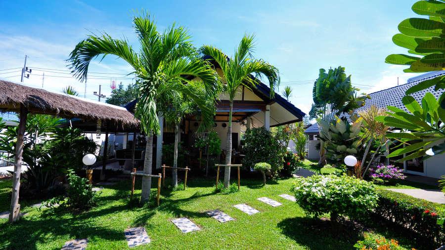 Phuket Airport Hotel Bangkok Garden Phuket Airport Hotel 5