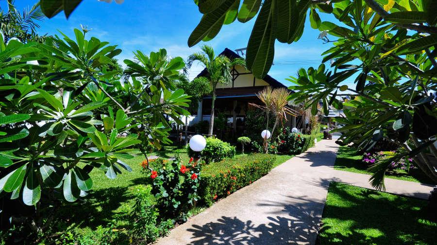 Phuket Airport Hotel Bangkok Garden Phuket Airport Hotel 8