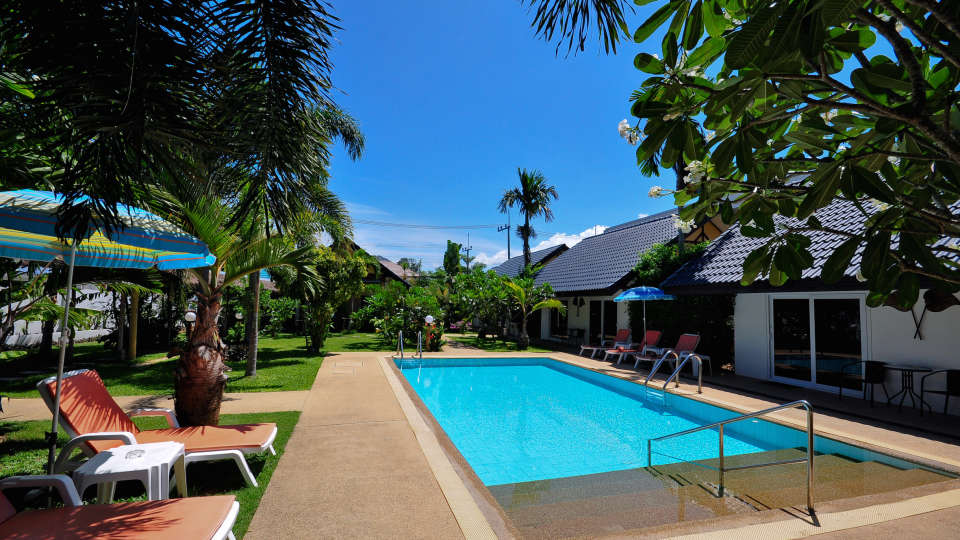 Phuket Airport Hotel Bangkok Garden Phuket Airport Hotel 2