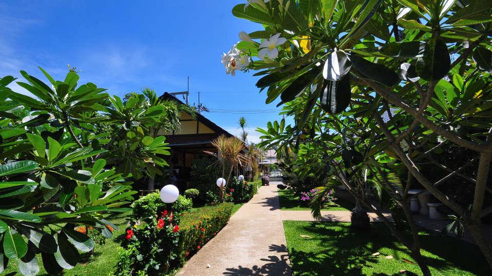 Phuket Airport Hotel Bangkok Walkway Phuket Airport Hotel 5
