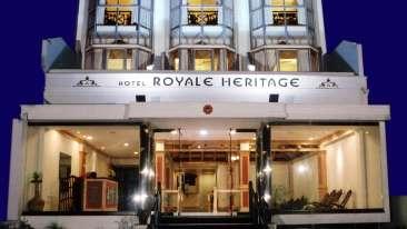 Hotel Royale Heritage, Mysore Mysore Facade Hotel Royale Heritage Mysore