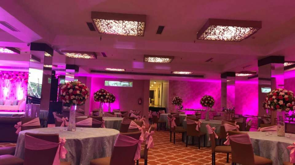 Unma Banquet Hall Udman Hotels Resorts - Mahipalpur New Delhi Hotel in Karol Bagh