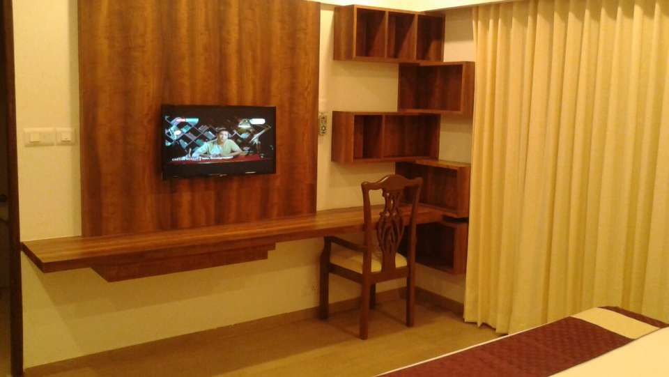 Sherwood Suites  Deluxe Room 1 Sherwood Suites Hotel Thubrahalli Bangalore