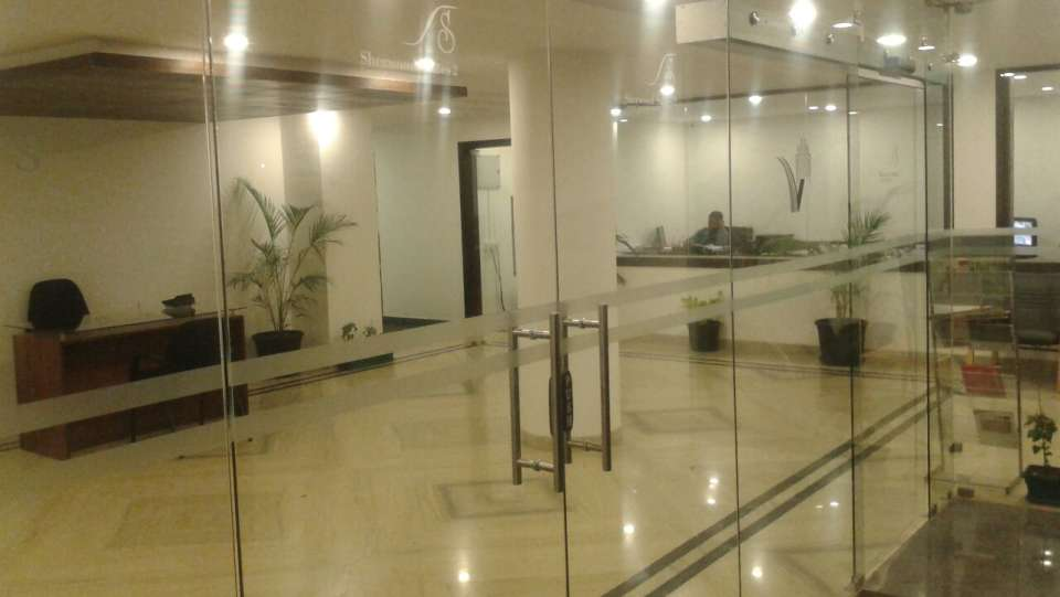 Sherwood Suites  Lobby Sherwood Suites Hotel Thubrahalli Bangalore