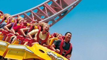 Black Thunder , Black Thunder Theme Park , Coimbatore