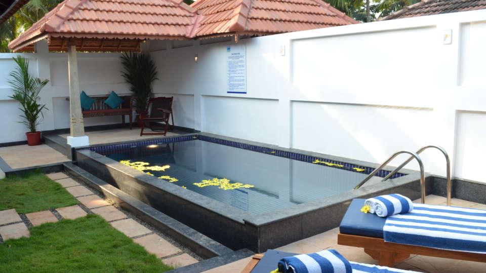 Estuary Pool Villa Exterior 5