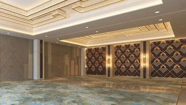 Banquet Hall 2 Bellevue Sarovar Portico Junagadh