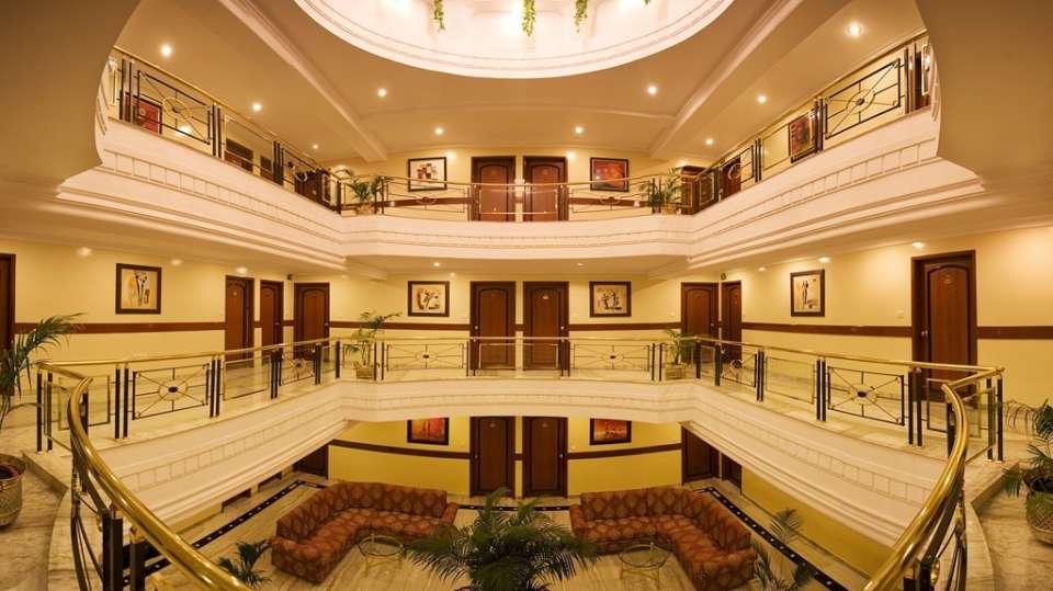 Hotel Pai Viceroy, Jayanagar, Bangalore Bangalore lounge1 Hotel Pai Viceroy Jayanagar Bangalore