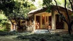 Tiger Camp Resort, Corbett Uttarakhand Deluxe Cottages Tiger Camp Resort Corbett 2