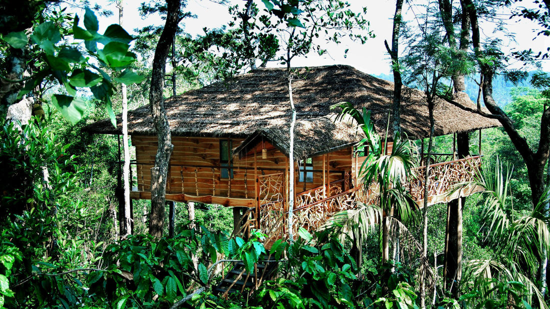 Tranquil Resort, Wayanad Tranquil Tree Villa Interior 2