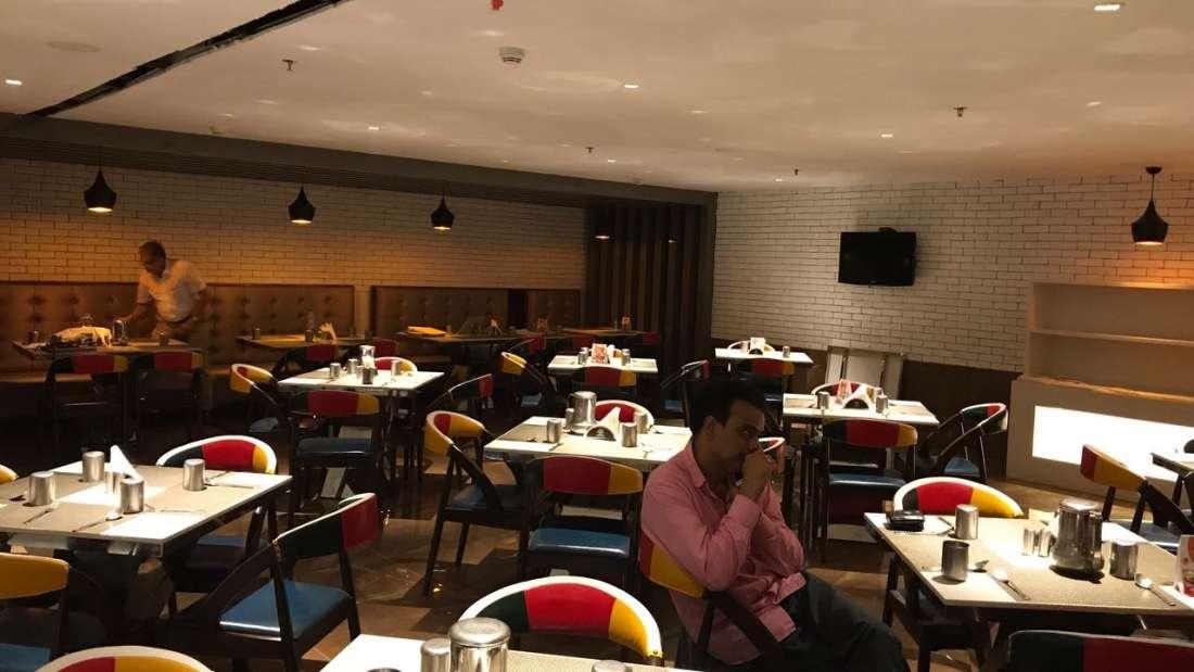 Restaurant In Vijayawada_Hotel Southern Grand Vijayawada_Vijayawada Restaurants 1
