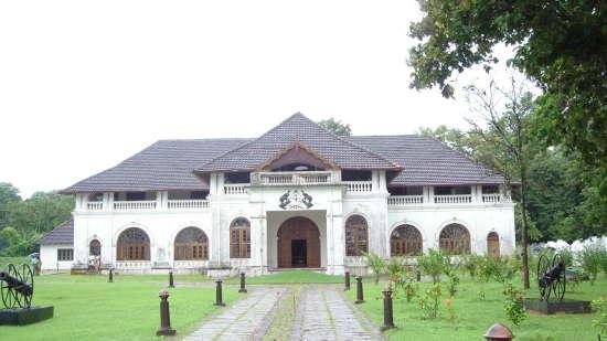 Sakthan Thampuran Palace in Thrissur