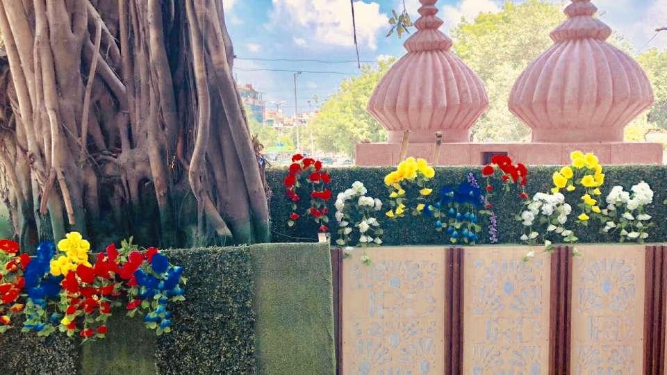 Temple, Hotel JRD Pride, New Delhi