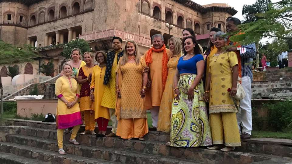 Destination weddings in Rajasthan at Tijara Fort-Palace, Alwar Hotels 5