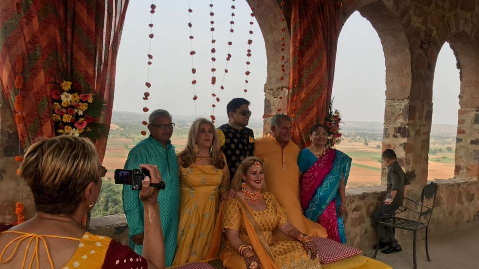 Destination weddings in Rajasthan at Tijara Fort-Palace, Alwar Hotels 6