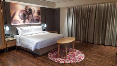 Executive suites bedroom