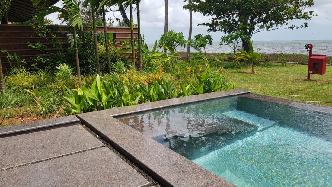 Presidential Villa-Pool