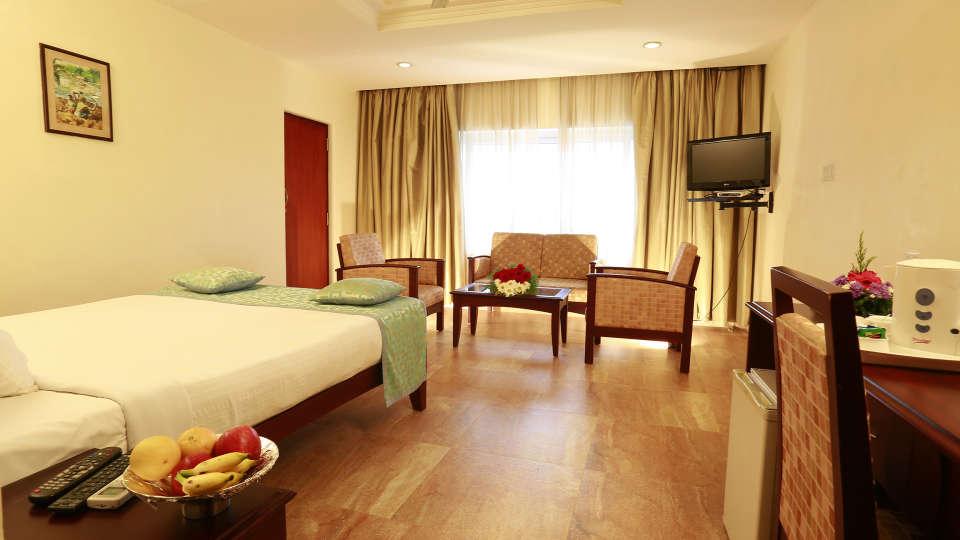 Renai Blue Waters Cherai Resort Deluxe Room