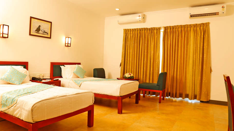 Renai Green Fields Kumarakom Resort 18