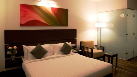 Springs Hotel & Spa, Bangalore Bengaluru Senate Room Springs Hotel Spa