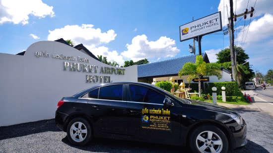 Phuket Airport Hotel Bangkok Airport transfer Phuket Airport Hotel