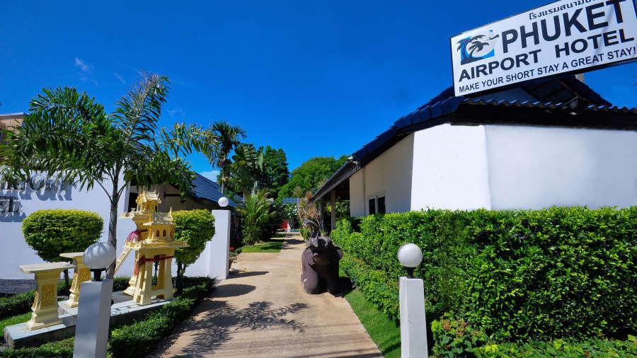 Phuket Airport Hotel Bangkok Entrance Bathroom Phuket Airport Hotel 2