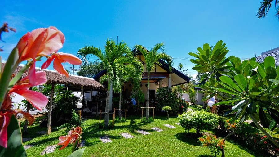 Phuket Airport Hotel Bangkok Garden Phuket Airport Hotel 9