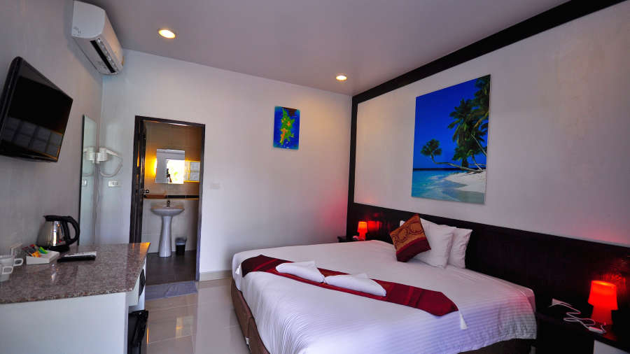 Phuket Airport Hotel Bangkok Superior double Room Phuket Airport Hotel 4