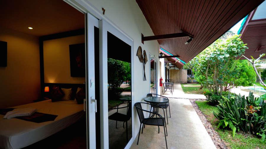 Phuket Airport Hotel Bangkok Walkway Phuket Airport Hotel 1