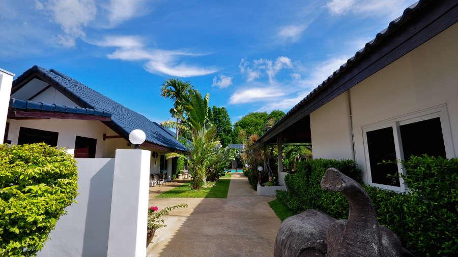 Phuket Airport Hotel Bangkok Walkway Phuket Airport Hotel 6