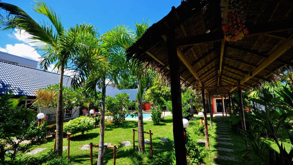 Phuket Airport Hotel Bangkok Garden Phuket Airport Hotel 12
