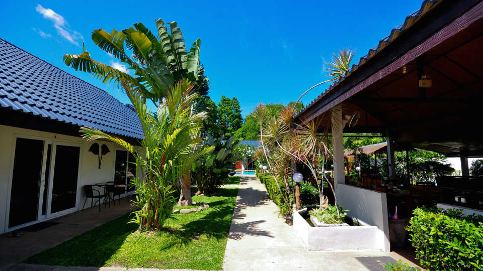 Phuket Airport Hotel Bangkok Garden Phuket Airport Hotel 6