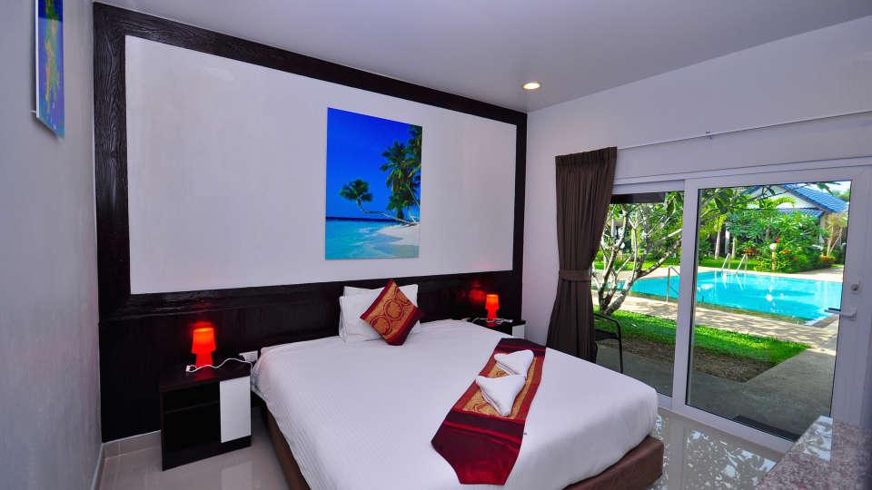 Phuket Airport Hotel Bangkok Superior double Room Phuket Airport Hotel 1