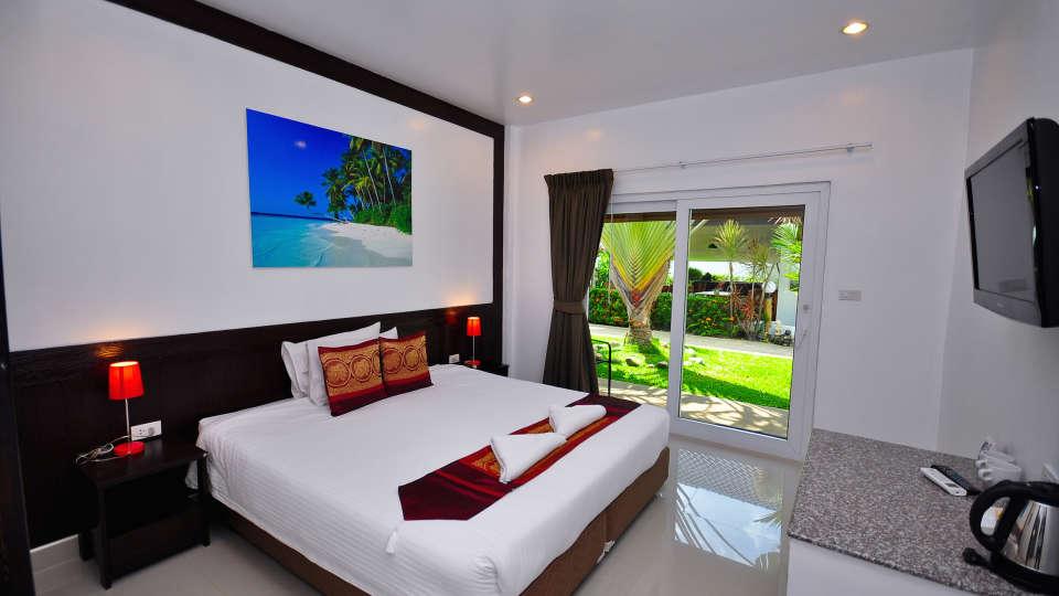 Phuket Airport Hotel Bangkok Superior double Room Phuket Airport Hotel 2