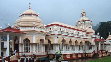 Goa - Shri Mangueshi temple 4