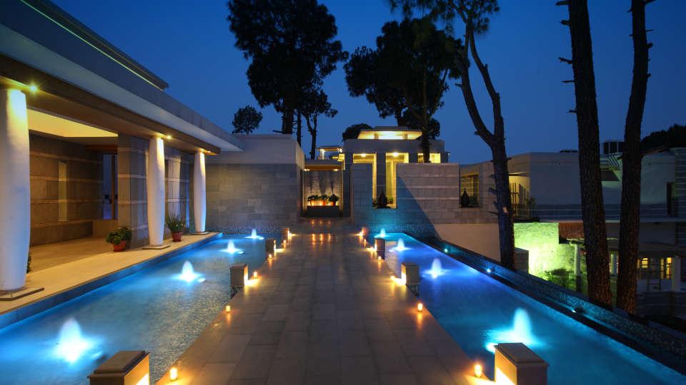 Moksha Himalaya Spa Resort, Chandigarh Chandigarh Exterior Moksha Himalay Spa Resort Chandigarh 24