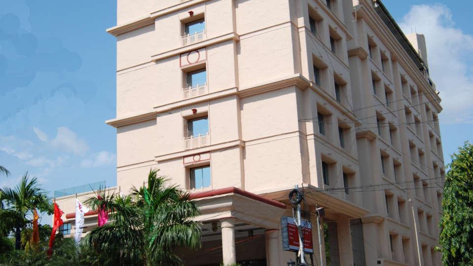 Raj Park Hotel - Chennai Chennai Facade Raj Park Hotel Alwarpet Chennai 6