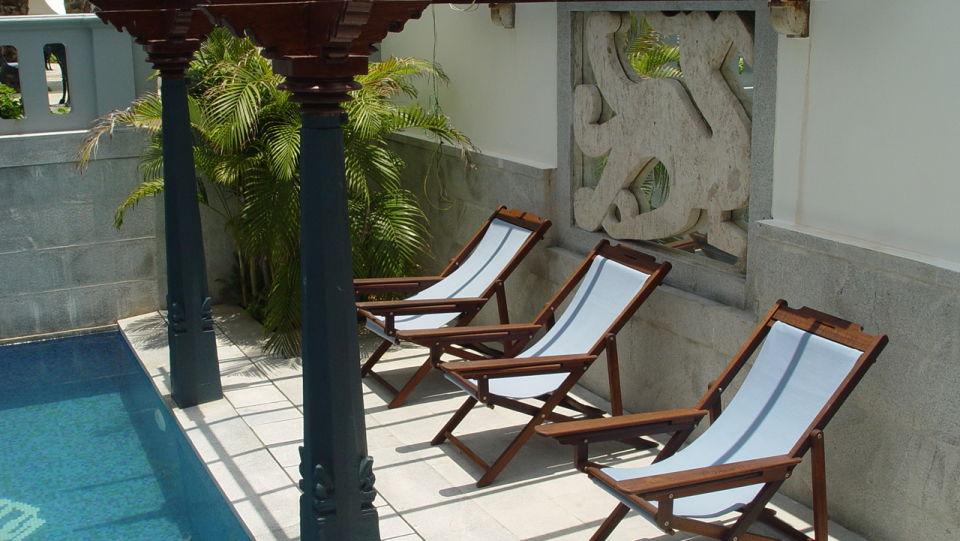 Pool View The Promenade Pondicherry