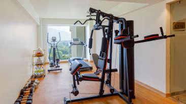Gym at Sarovar Junagadh