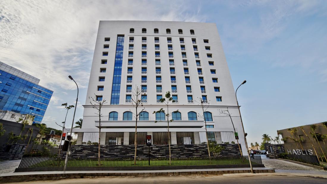 Hablis Hotel Chennai Chennai Facade Hablis Hotel - 5 star hotel near Chennai Airport 8